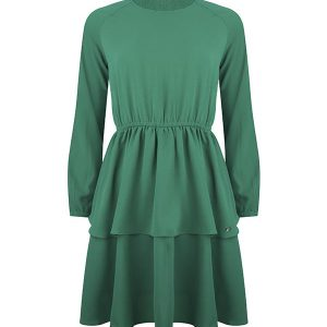 Dress Belle_Green | Lofty manner | Vinoz Store